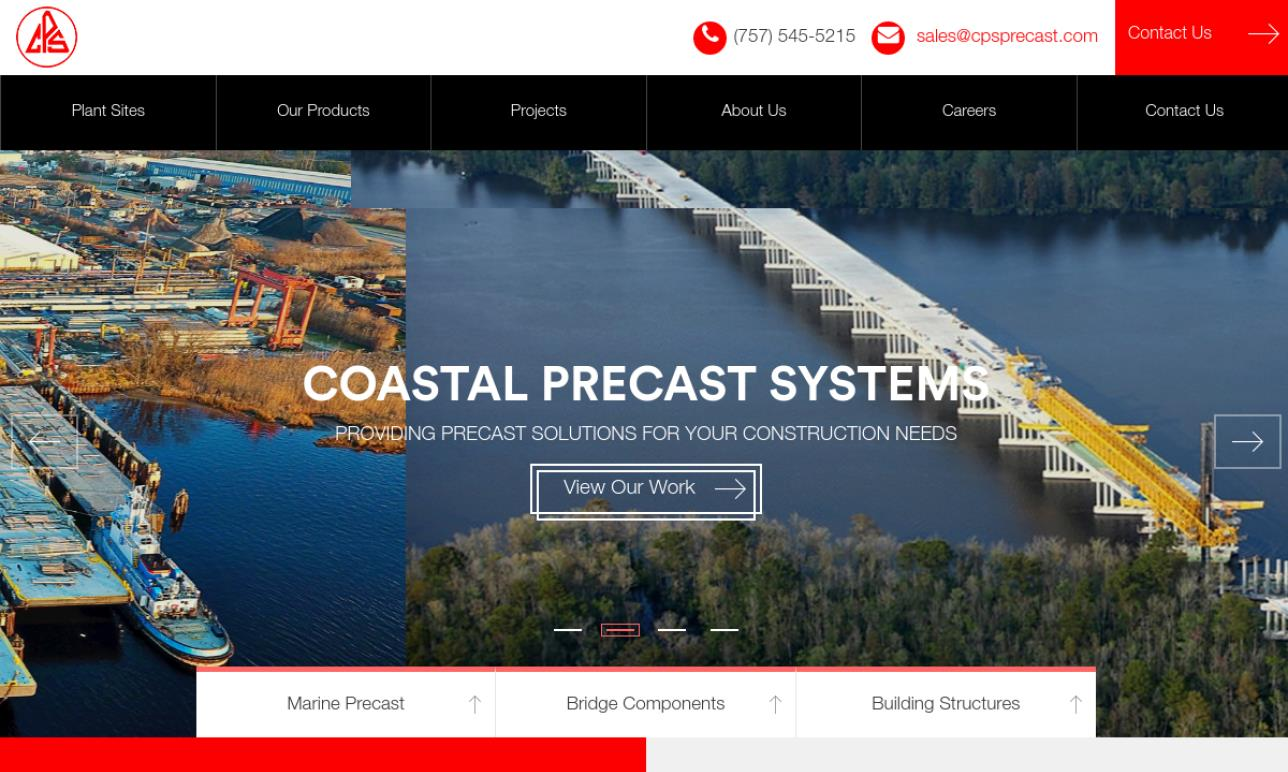 Coastal Precast Systems, Inc.