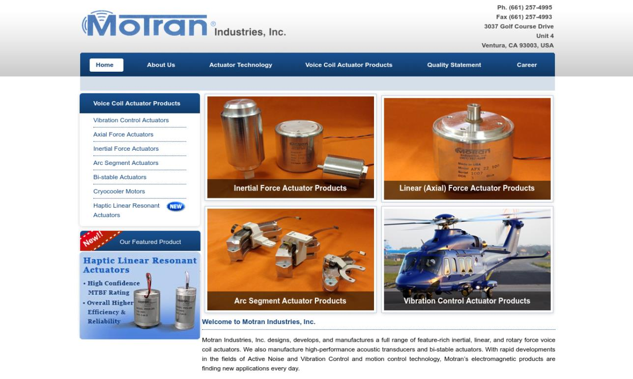 Motran Industries, Inc.®