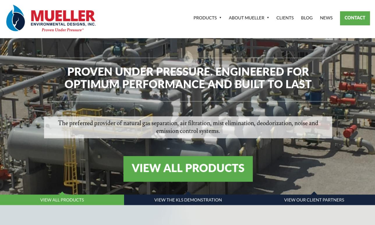 Mueller Environmental Designs, Inc.