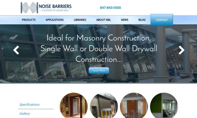 Noise Barriers, LLC