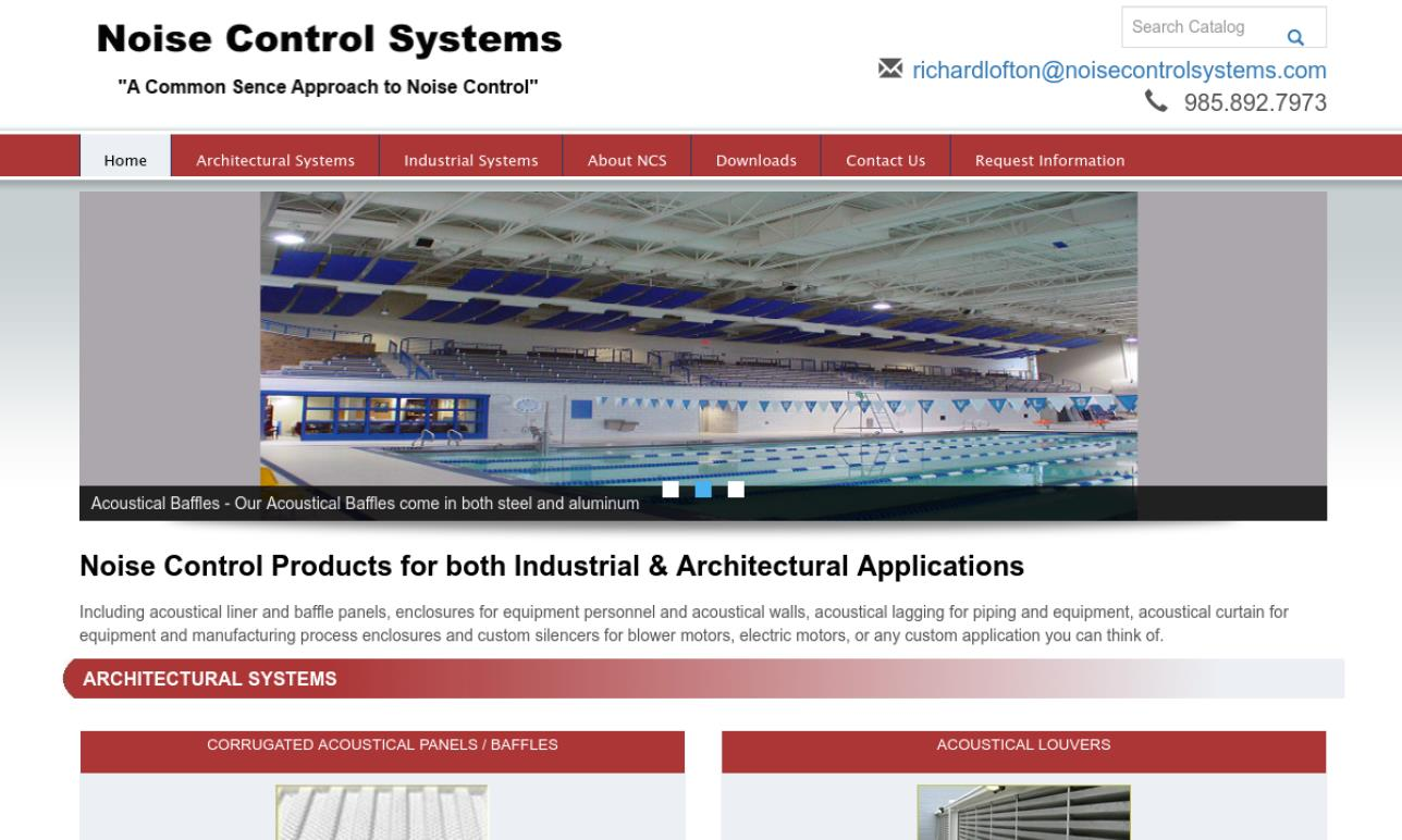 Noise Control Systems Inc.