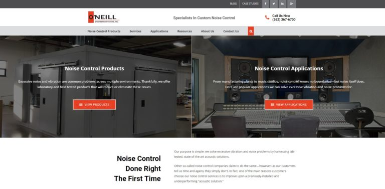 O'Neill Engineered Systems, Inc.
