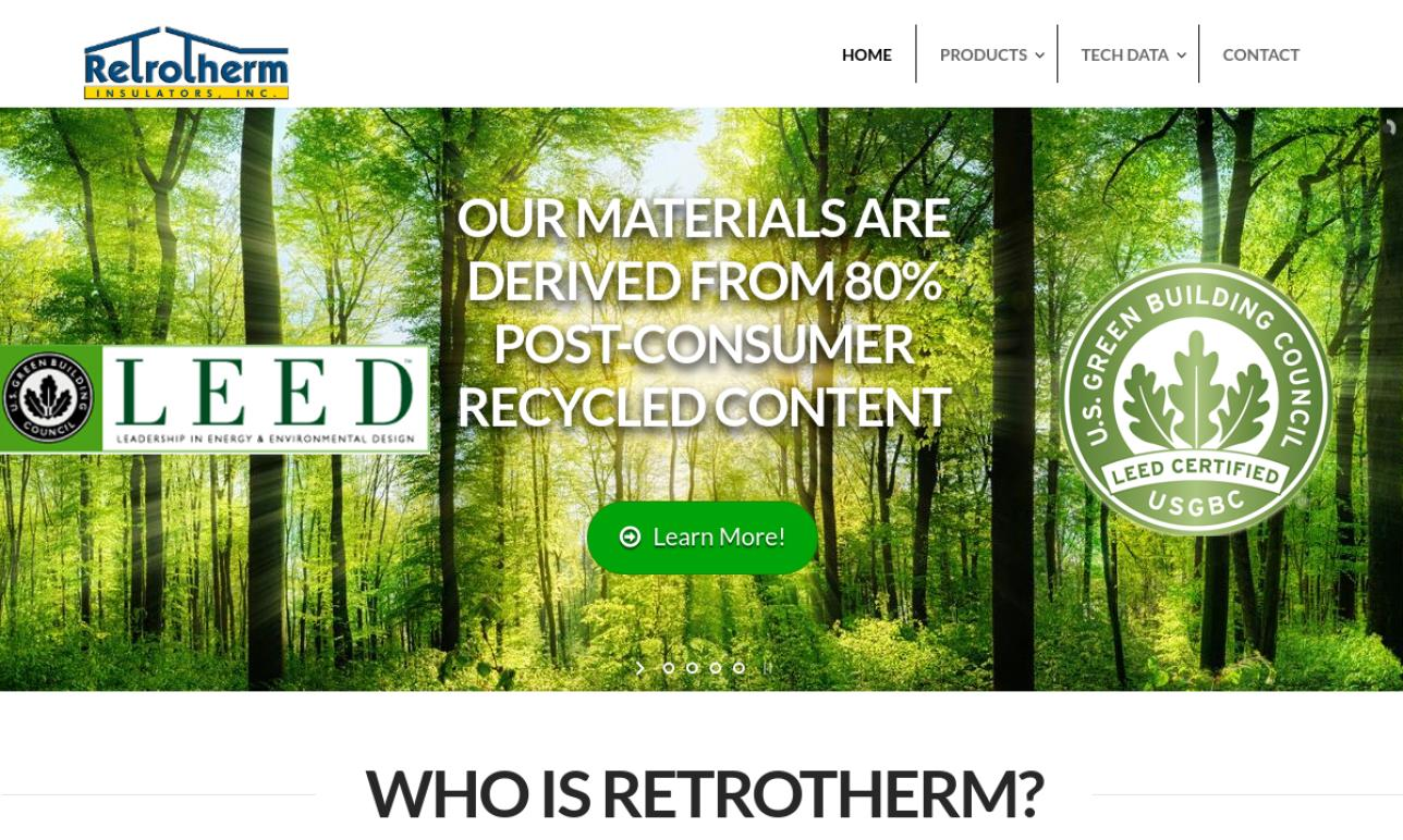 Retrotherm Insulators, Inc.