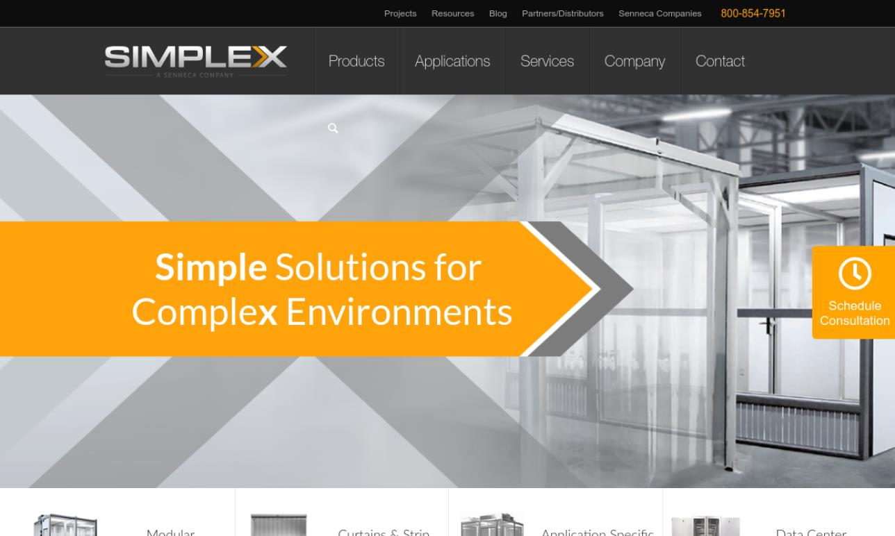 Simplex Isolation Systems