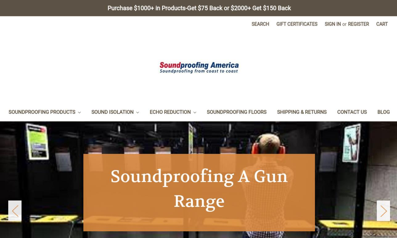 Soundproofing America, Inc.