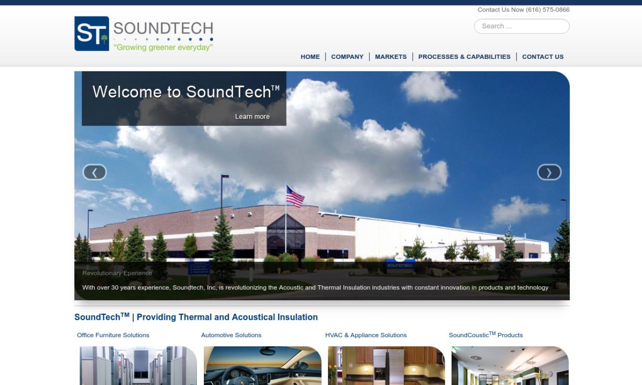 Soundtech, Inc.