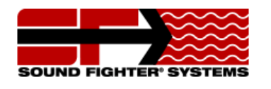 Sound Fighter Systems, LLC Logo